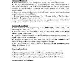 Graduate Student Resume Sample by Capricious Sample Student Resume 11 Student Resume Samples No