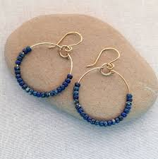 designer handmade jewellery 5 diy jewelry projects with handmade wire hoops handmade wire