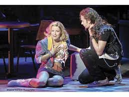how to get hair like sherrie from rock of ages great fun and big hair with rock of ages