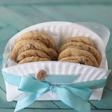cookie baskets easy diy cookie basket made from a paper plate it s always autumn