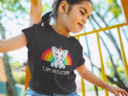 i am an elecorn kids tee i am an elecorn products from i love