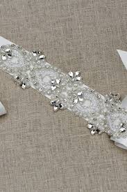 pearl ribbon wtoo 14902 belt beaded pearl embroidery faced satin