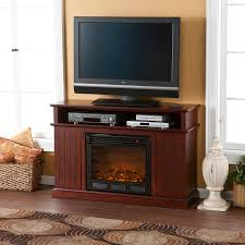 furniture wonderful ideas corner electric fireplace tv stand to