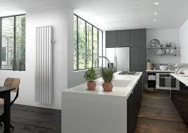 radiateur electrique pour cuisine ambiance cuisine design radiateur connecté mythik objet connecté