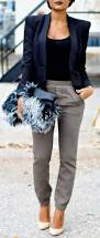 Black Blouses For Work 40 Ways To Wear Blazer For Work Blazers Work