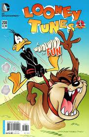 looney tunes volume comic vine