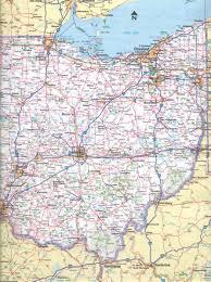 Alliance Ohio Map by Ohio Map2 Jpg