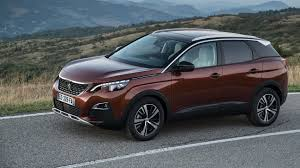 peugeot automatic cars peugeot 3008 1 6 thp 165 eat6 allure 2017 review by car magazine