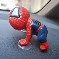 popular spider ornaments suction cup doll car dashboard