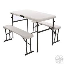 Lifetime Folding Picnic Table Lifetime Folding Picnic Table Furniture Favourites