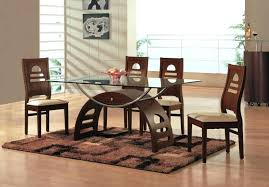 Glass Top Patio Dining Table Glass Top Dining Table Rectangular Rectangle Glass Top Dining