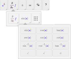 6 6 using the equation editor to create formatted math expressions