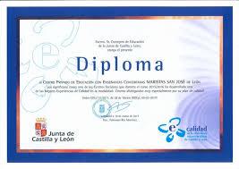 imagenes de reconocimientos escolares gestión de calidad colegio san josé león