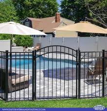 accent gates make fence installs look great fences and gate