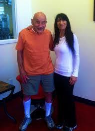 The Blind Man St George Utah Blind But Vigorous At 98 St George Senior Raises U0027the Barbell