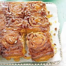 caramel pecan sticky buns recipe u2014 dishmaps