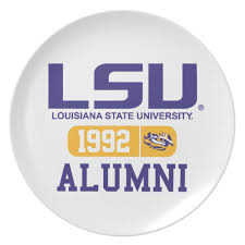 lsu alumni license plate 168 best geaux lsu tigers images on louisiana