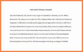funeral notice template home templates graduation