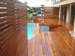 spotted gum hardwood decking gold coast greenmount timber