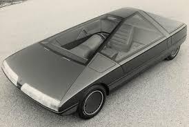 citroen concept cars 1980 citroen karin concept old cool