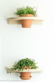Wall Planters Indoor Ikea Ikea Frosta Hack From Stool To Diy Planter Shelf U2022 Grillo Designs