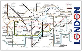 Underground Railroad Map Underground Map London Large Print Image Gallery Hcpr