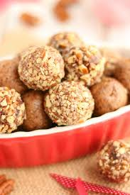 thanksgiving oreo balls no bake gingerbread date balls two healthy kitchens