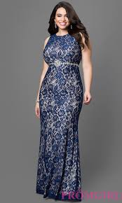 Navy Blue Lace Dress Plus Size Celebrity Prom Dresses Evening Gowns Promgirl Dq 9031
