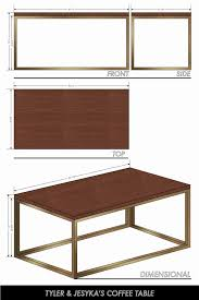 what is the average size of a coffee table what size coffee table unique average dining room table size