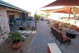 creating an enjoyable outdoor living space in the southwest