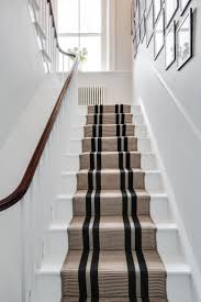 How To Put Rug On Stairs by Best 25 Carpet Stair Runners Ideas On Pinterest Hallway Carpet
