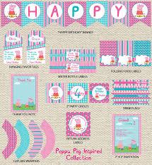 peppa pig birthday supplies peppa pig party supplies shopping guide lifes celebration