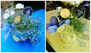 apartments beautiful table centerpiece ideas for graduation with