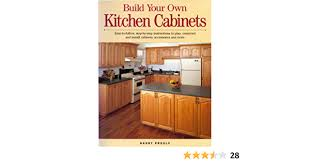 how to build european style cabinets build your own kitchen cabinets