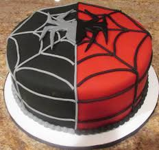 marvel spiderman cake youtube