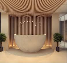 Reception Desk Wood 50 Reception Desks Featuring Interesting And Intriguing Designs