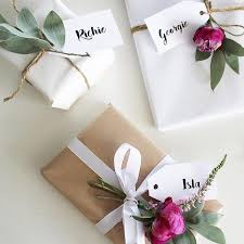 wedding gift decoration gift wrapping pictures 85