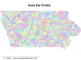 Us Zip Code Map by Iowa Zip Code Maps Free Iowa Zip Code Maps