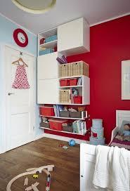 wandgestaltung rot die besten 25 rot kinderzimmer ideen auf