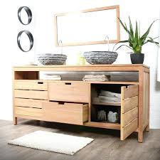 teak bathroom furniture indonesia akita teak bathroom vanity teak