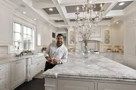 remodeler share his own kitchen during annual nari showcase