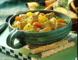 pepper u0026 pineapple pork stew pork recipes pork be inspired