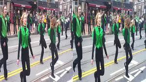 murphy u0027s irish dancer u0027s perform st patrick u0027s day parade san
