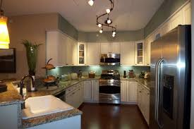 Track Lighting For Kitchens Great Decorative Track Lighting Kitchen Kitchen Lighting Ideas