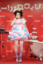 Coca Cola Halloween Costume Kyary Pamyu Pamyu Transforms Betty Boop Performs