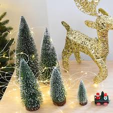 Buy Small Decorated Christmas Tree by Online Get Cheap Decorated Small Christmas Tree Aliexpress Com