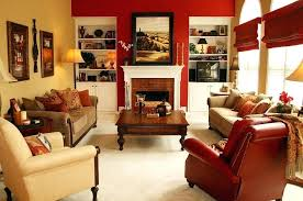 living room with red accents red and brown living room ideas cream and brown living room ideas