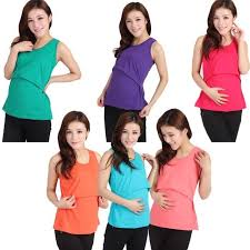 affordable maternity clothes modal nursing tank tops cheap vest clothes
