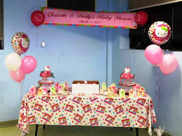 hello kitty baby shower party supplies charming hello kitty baby