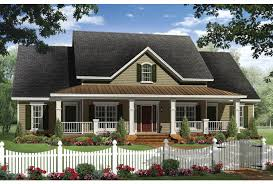house plans with garage on side eplans country house plan four bedroom farmhouse with rear side